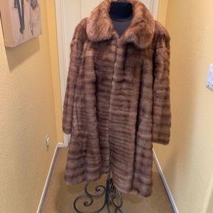 Pelliccerie Morosini Mink Fur Coat